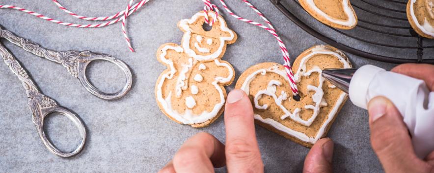 Bakeutstyr til julekaker