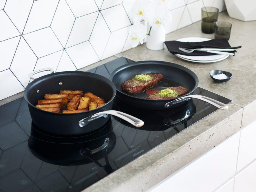 Heat control system gir perfekt resultat på maten