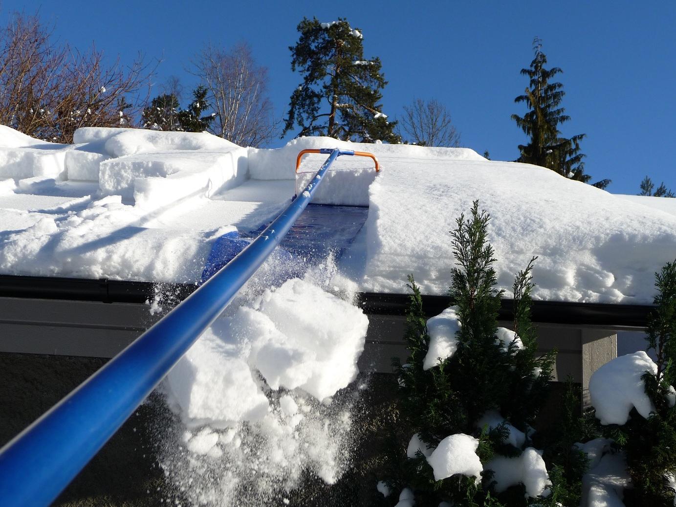 Kunsten å måke snø