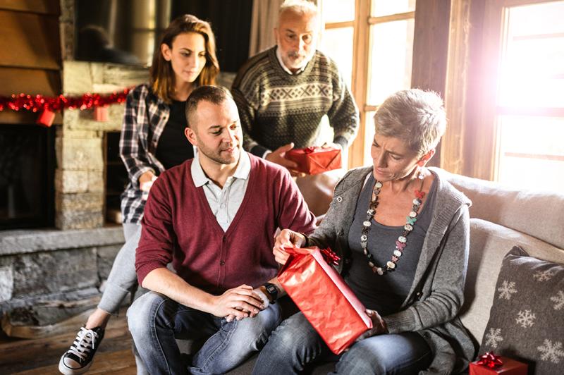 julegaver til foreldre