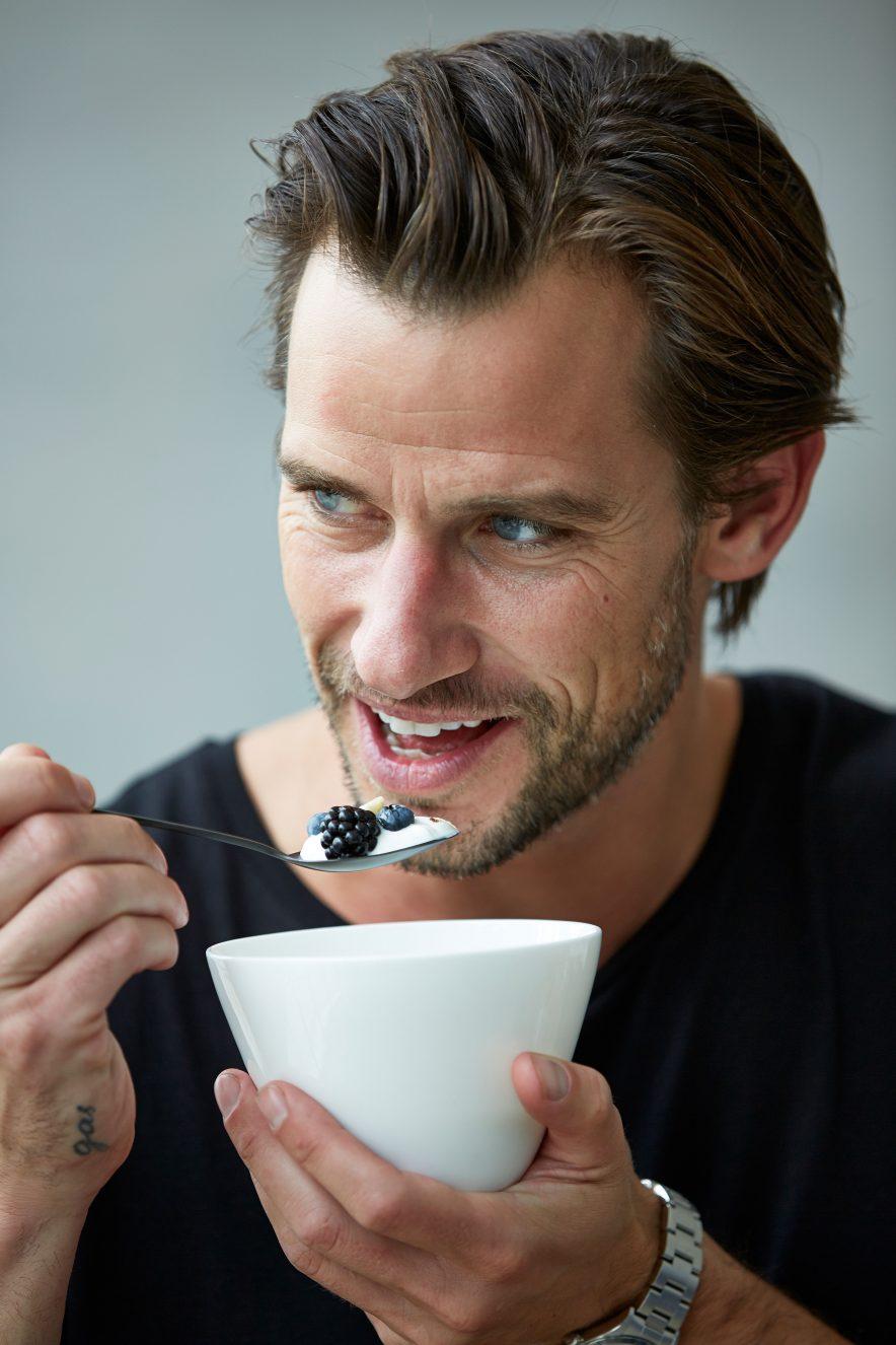 EKSPERTEN: Christian Bitz er ernæringsekspert og forskningssjef på Herlev og Gentofte sykehus i Danmark.