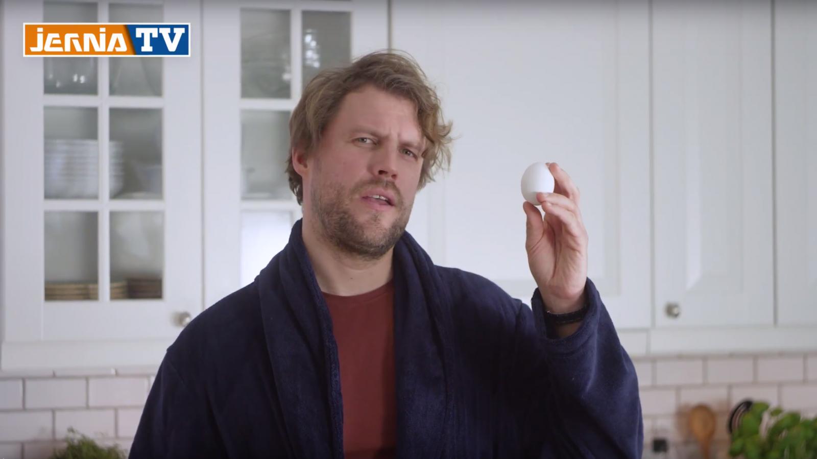 Bli en eggspert