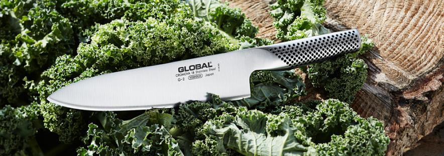 Global – De skarpeste knivene på kjøkkenet