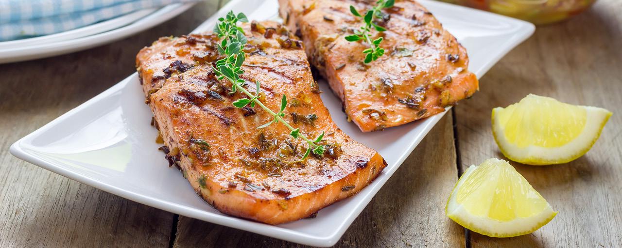 Hvordan grille fisk?