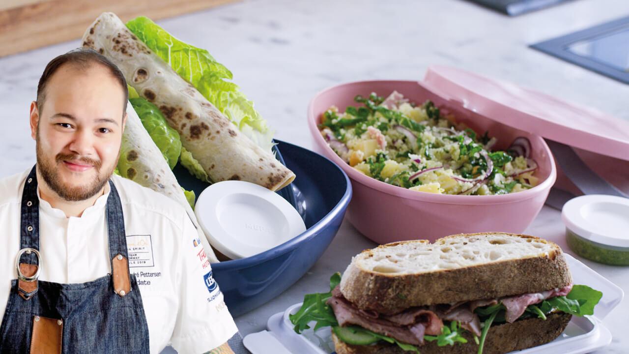 Matpakke: Se våre sunne og gode tips
