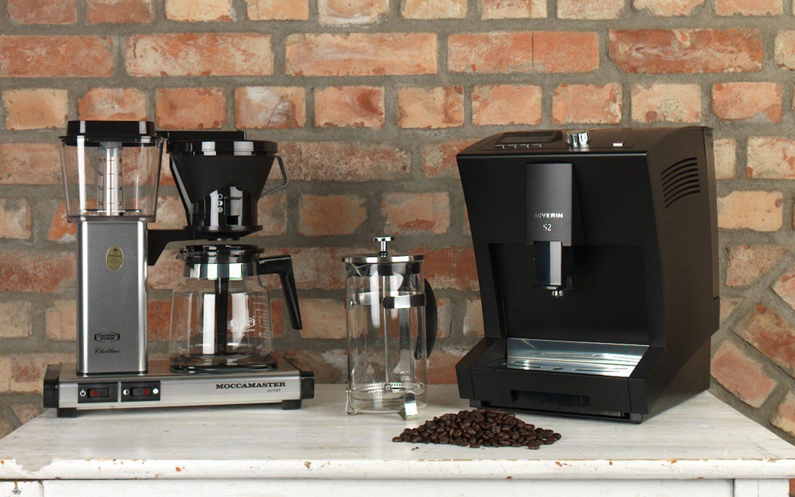 Slik velger du riktig kaffemaskin