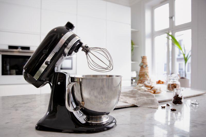 KitchenAid kjøkkenmaskin- multifunksjonell og dekorativ