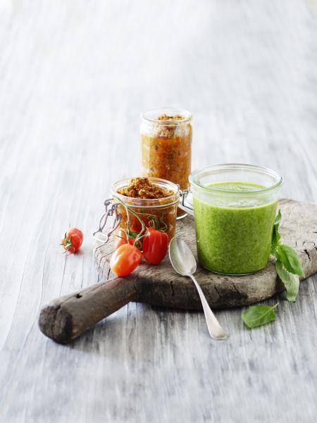 Lag nye og smakfulle småretter med KitchenAid mini-foodprosessor