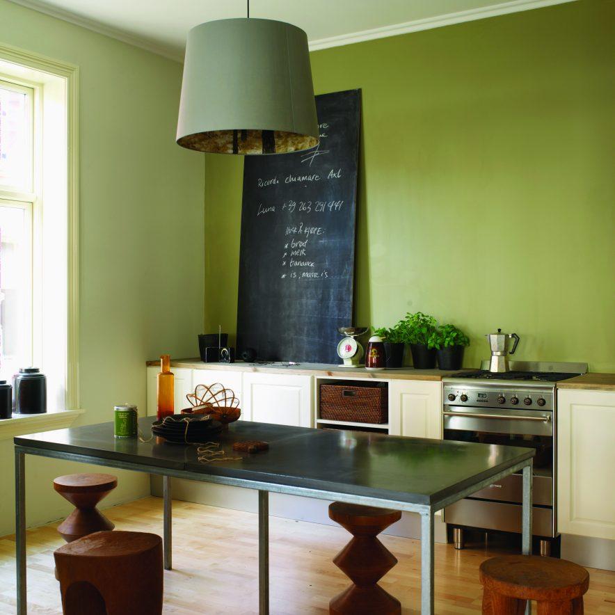 Enkel fornyelse av kjøkkenet