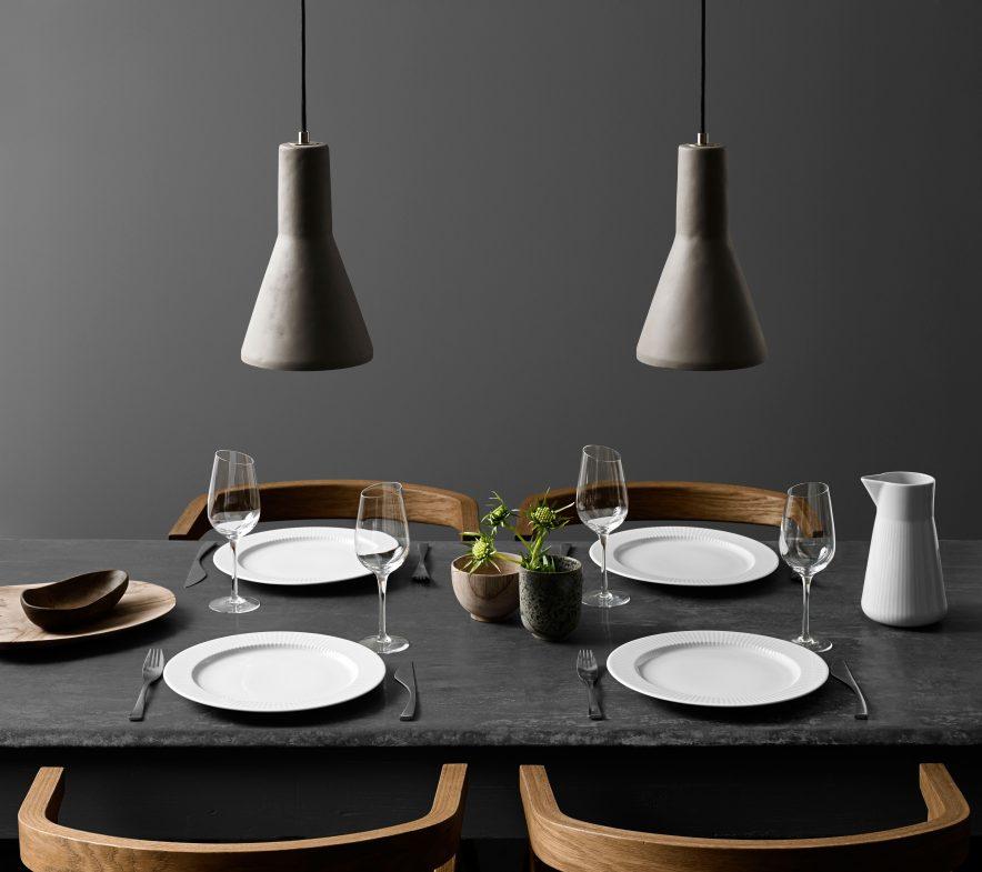 EVA TRIO LEGIO NOVA: Det er liten tvil om at danskene kan design. Det nye serviset har også en kvalitet som passer til det skandinaviske kjøkkenet.