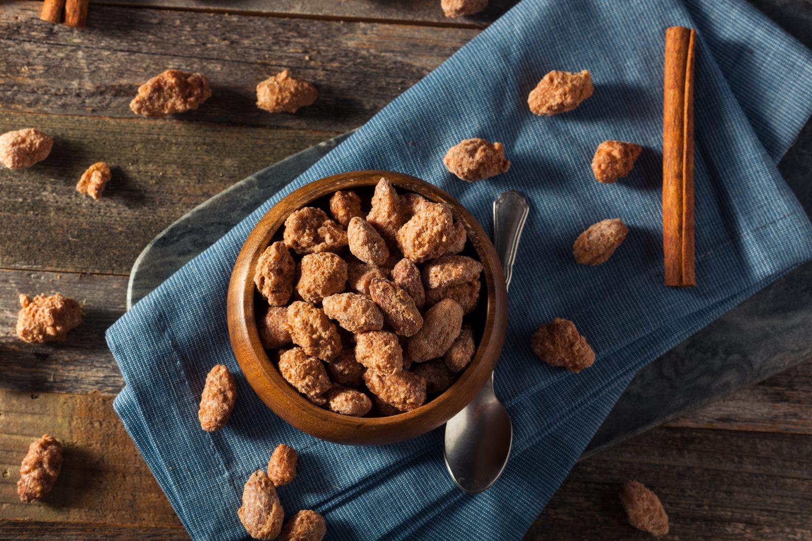 Julekos med god samvittighet: Brente mandler uten sukker