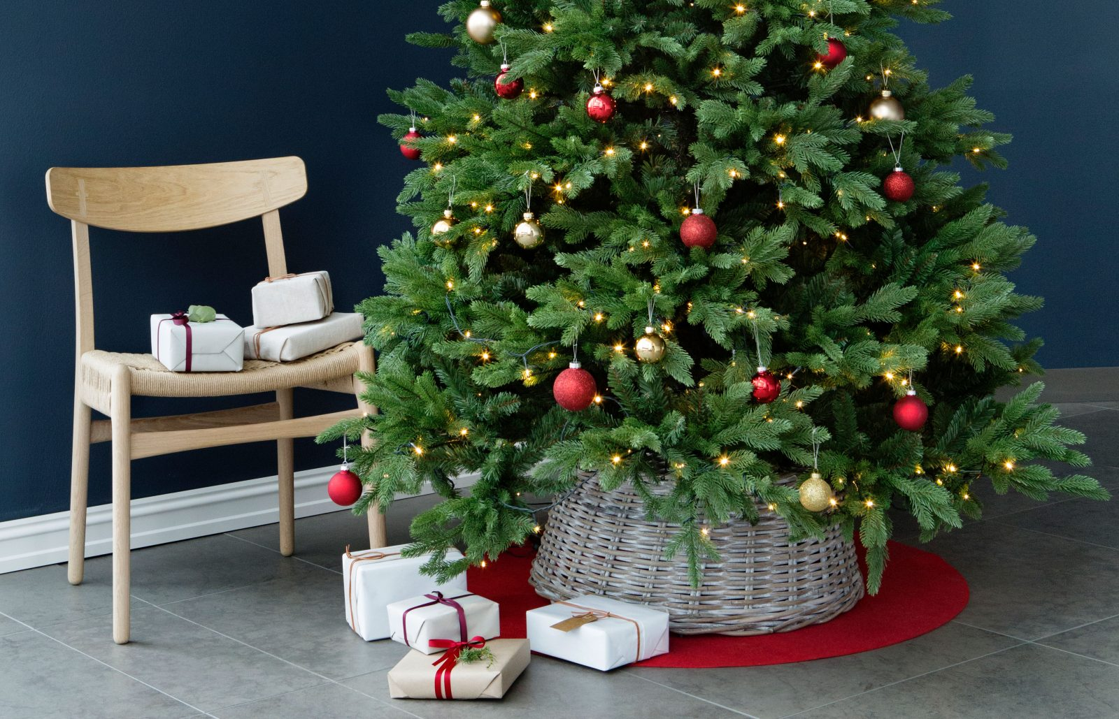 Det perfekte juletreet