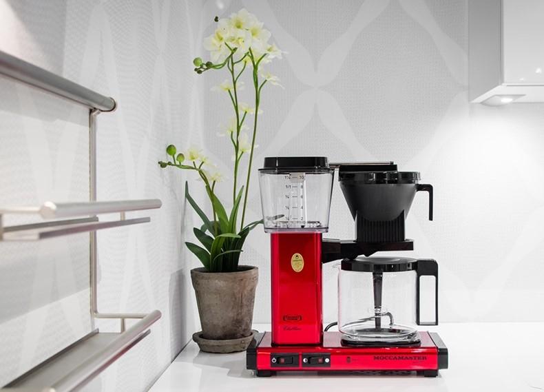 Moccamaster kaffetrakter- best i test