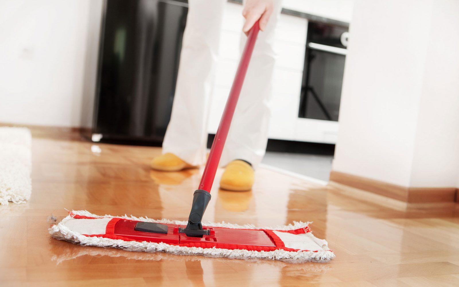 Rask og effektiv rengjøring til jul