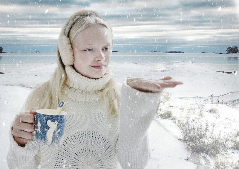 Snøfall mummikrus – vintersesongens limited edition
