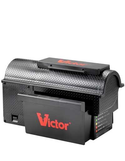 Victor Multikill elektrisk musefelle er den kraftigste som finnes på markedet. I tillegg er den miljøvennlig og du slipper å håndtere gift.
