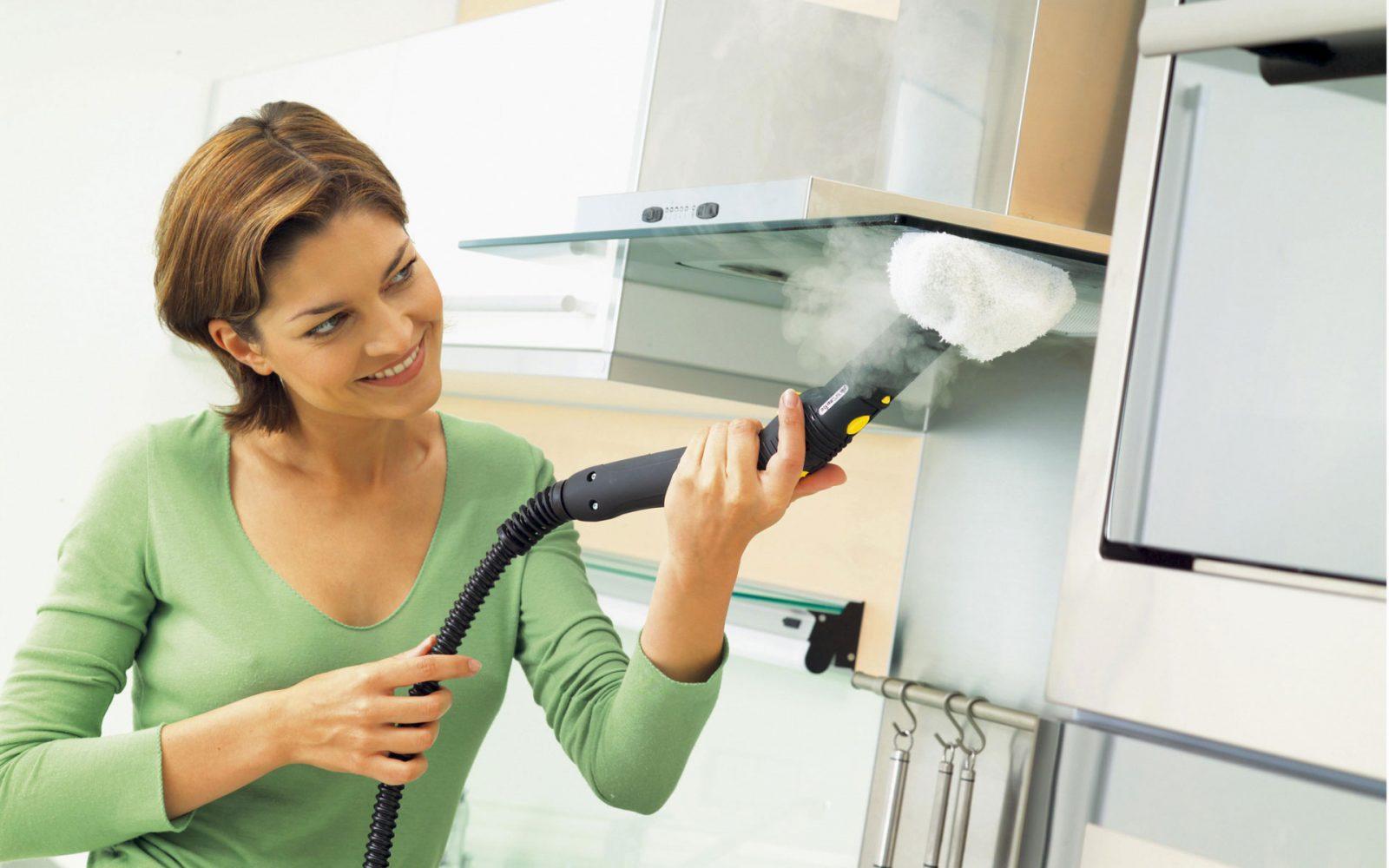 Dampvask – genialt for raskere rengjøring