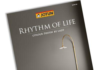 Disse fargene blir trendy i høst – se Jotuns nye fargekart