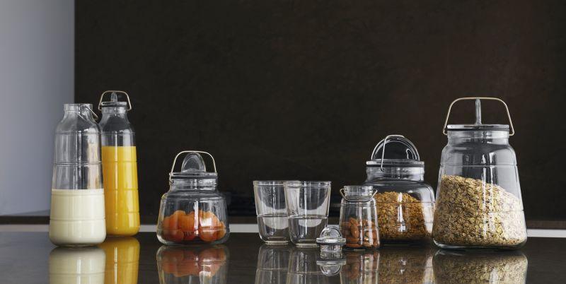 Hold orden med Scala oppbevaringsglass