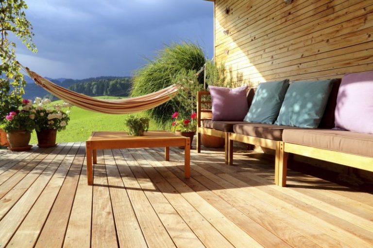 Beising av terrasse – dette må du tenke på!