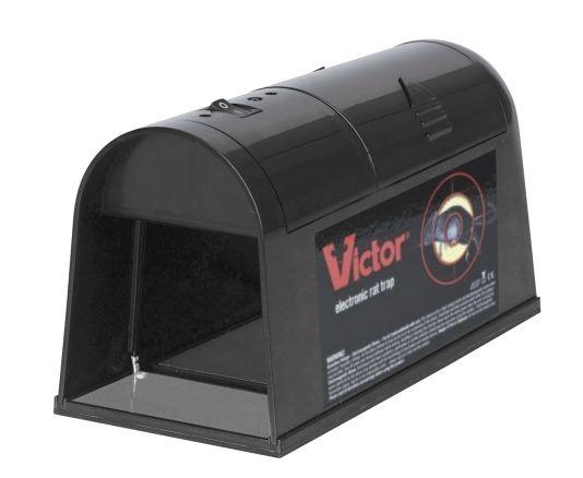 Victor rottefelle er en elektronisk rottefelle som dreper selv de største rotter
