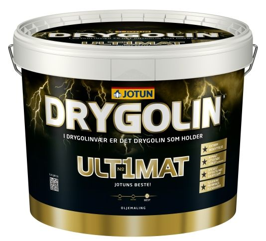 DRYGOLIN ULTIMAT B-BASE 9L