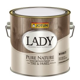 Jotun Lady Pure Nature Interiørbeis 3 liter