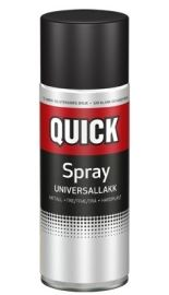 QUICK SPRAY HVIT 301 MATT