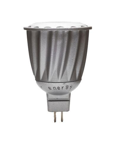 beabe2ac50d6 ENERGY LIGHT POWER LED SUPREME MR16 GU5.3 12V 8W VARMHVIT - Lyspære ...