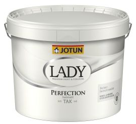 LADY PERFECTION HVIT BASE 9L