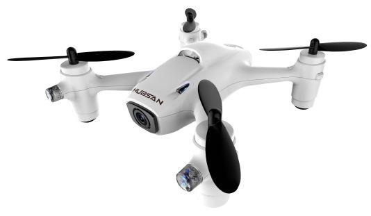 DRONE X4 CAM PLUS MED HD-KAMERA