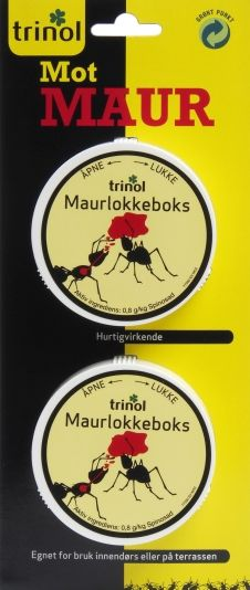 MAURLOKKEBOKS 2STK