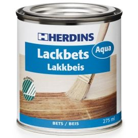 LAKKBEIS AQUA GRAFITTSVART 275ML
