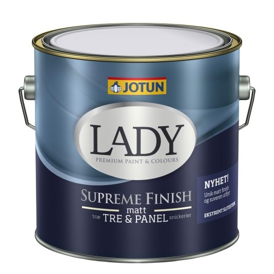 LADY SUPREME FINISH 05 C-BASE 3L