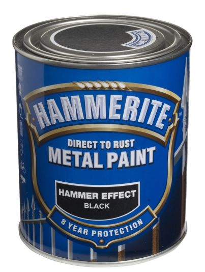 HAMMERITE 750ML SORT 24011