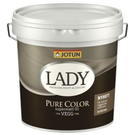 LADY PURE COLOR HVIT BASE 2,7L