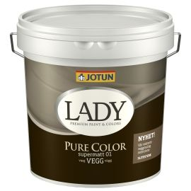 LADY PURE COLOR C-BASE 2,7L