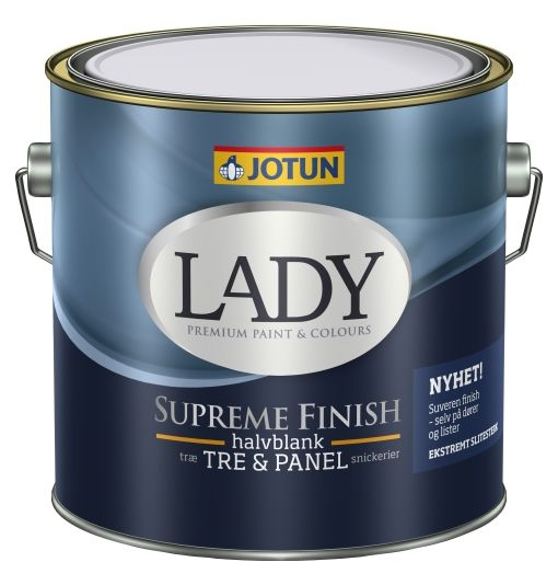 LADY SUPREME FINISH 40 B-BASE 3L