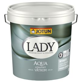 LADY AQUA HVIT BASE 2,7L