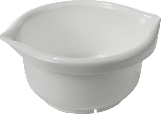 NORDISKA PLAST DEIGFAT 29CM 5,5L HVIT
