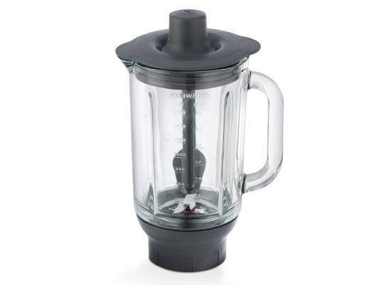 BLENDER GLASS M/RØREPINNE