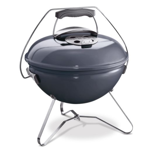 PIKNIKGRILL BLÅ SMOKEY JOE