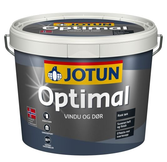 OPTIMAL VINDU O.RØD-BASE 2.7L