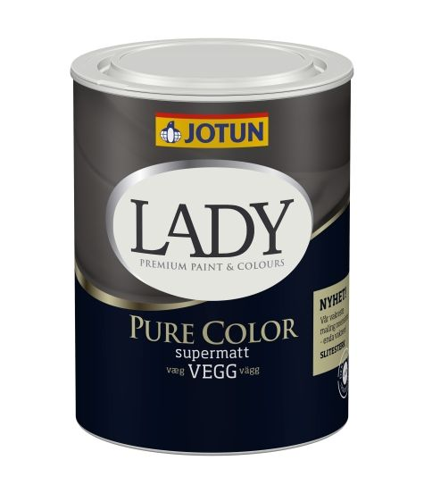 LADY PURE COLOR C-BASE 0,68L