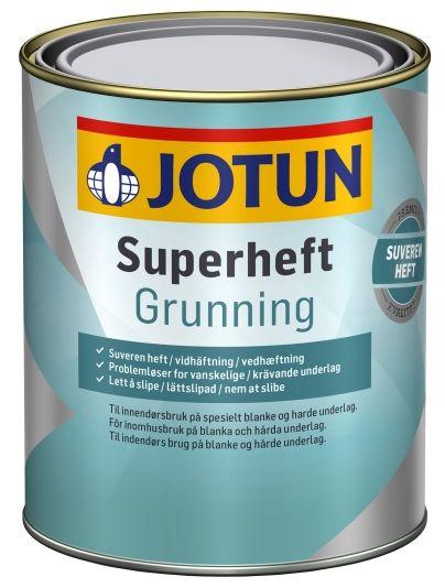 JOTUN GRUNNING SUPERHEFT A-BASE 0,68L