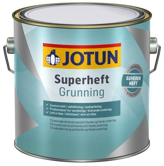 JOTUN GRUNNING SUPERHEFT A-BASE 2,7L