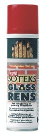 GLASSRENS 250ML   SOTEKS