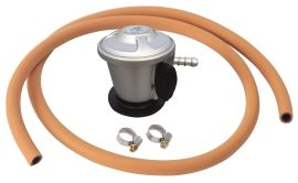 GASSREGULATOR JUMBO MED 1,5M SLANGE