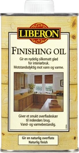 FINISHING OIL 1/4L