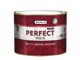 Scala Perfect 10 Hvit 0,45L